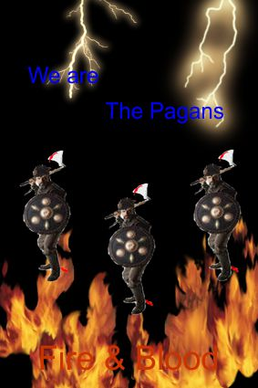We are the Pagans